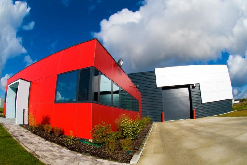 Bien-aimé HALLS DE THUIN-LOBBES 2 (Bâtiment industriel) CP87