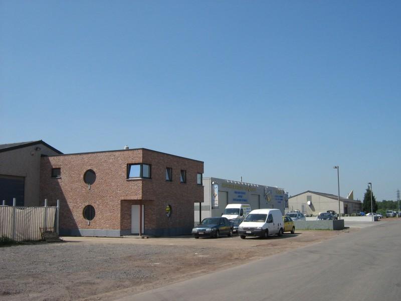 Ferronnerie zoning quaregnon