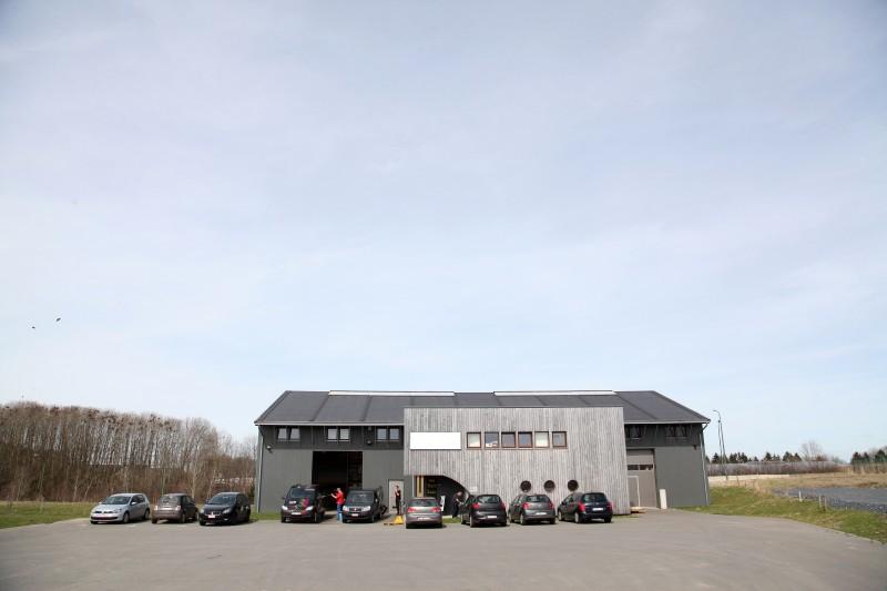 Bastogne hall relais 2 b timent industriel - Point relais luxembourg ...