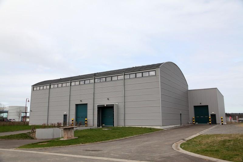 Wex hall relais 4 b timent industriel - Point relais luxembourg ...